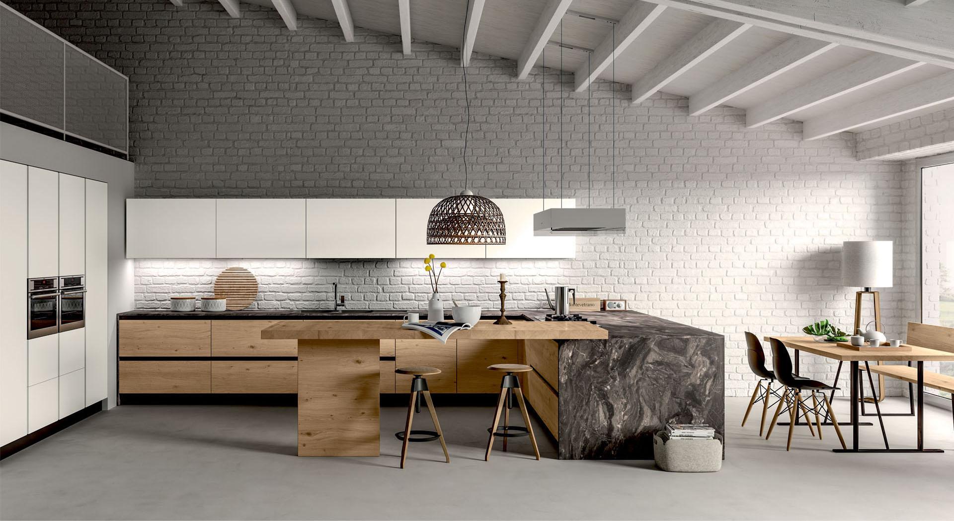 Collezione moderna u atra cucine